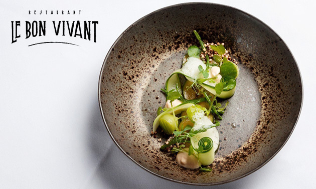 Le Vivant 4 Bon Bij Gangendiner Culinair nXwPkO80