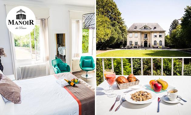 Overnachting(en) voor 2 + ontbijt in Brussel