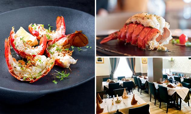 À emporter : menu homard en 2 services chez Le Pêcheur