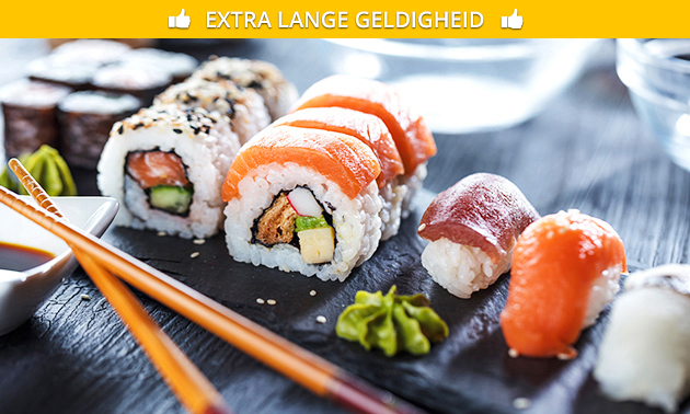 All-You-Can-Eat sushi in hartje Antwerpen