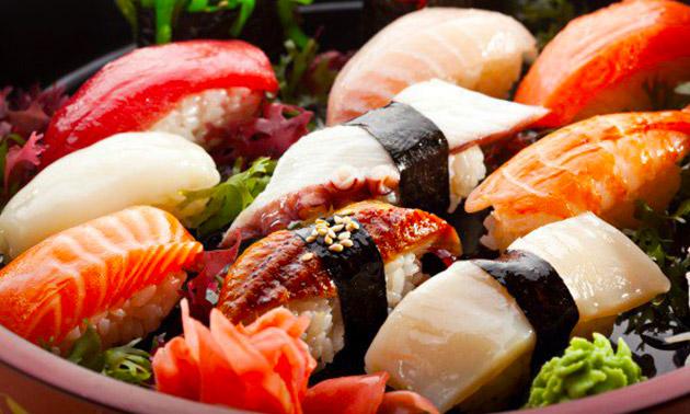 LIFEI´s sushi noodle bar, Sushibox (18, 24 of 54 stuks ...