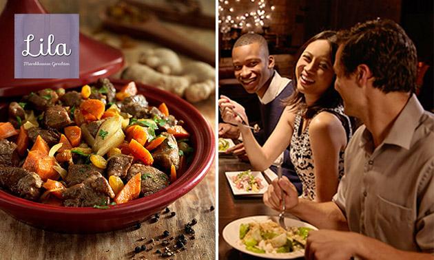 Marokkaans diner in hartje Hasselt