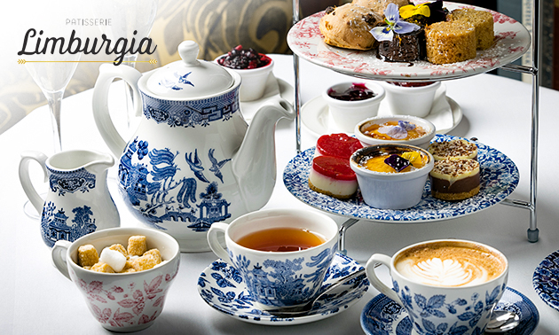 Thuisbezorgd of afhalen: high tea
