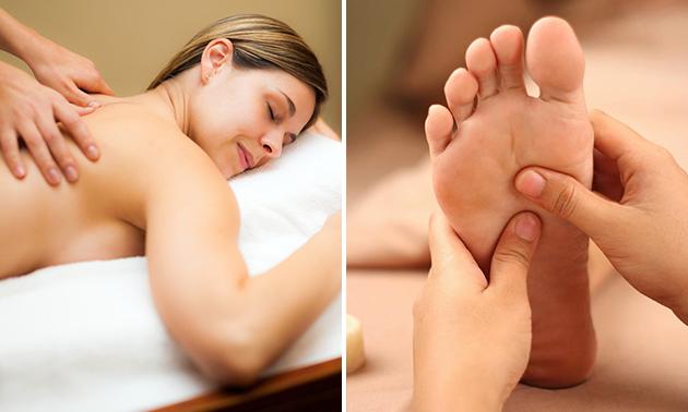 Zyto-scan of massage naar keuze (50 of 60 min)