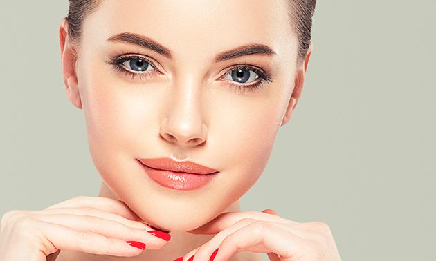Huidverjongende gezichtsmassage (60 min)
