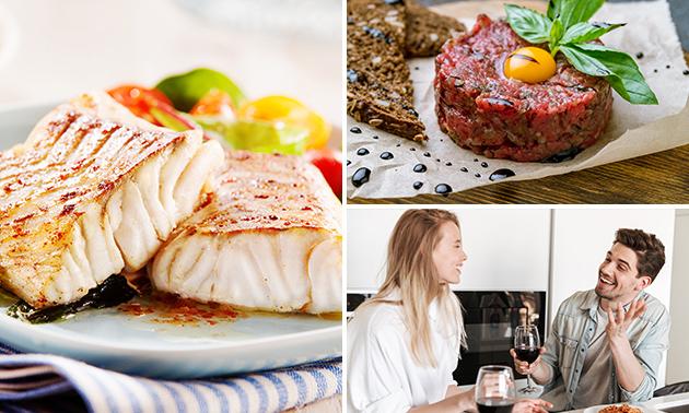 Afhalen: paasbrunch of -diner (11 gerechtjes!) van L 'Orangerie