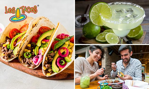 Mexicaans gerecht + cocktail in hartje Brussel