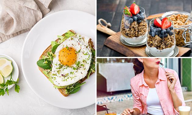 Ontbijt naar keuze + bubbels in hartje Leuven