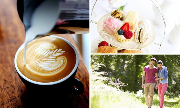 Wandelarrangement + high tea bij Lievestro