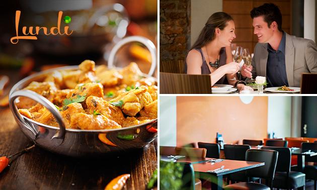 Afhalen: Aziatisch menu voor 2 of 4 personen