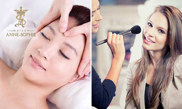 Anti-aging-gezichtsbehandeling (80 of 120 min)