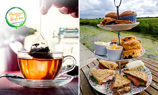 Thuisbezorgd of afhalen: Engelse Afternoon Tea