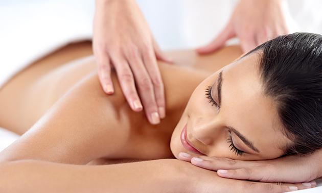 Massage (30 of 60 min) of Access Bars-sessie (60 min)