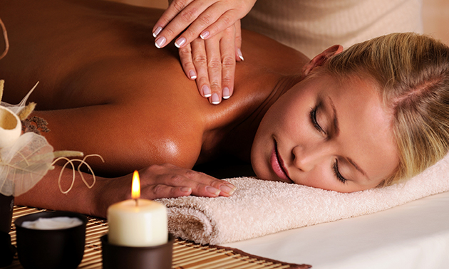 Zweedse massage (60 min)