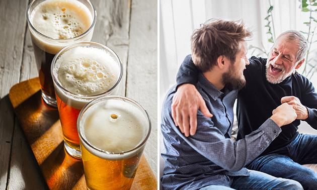 Afhalen: (Vaderdag-)bierpakket