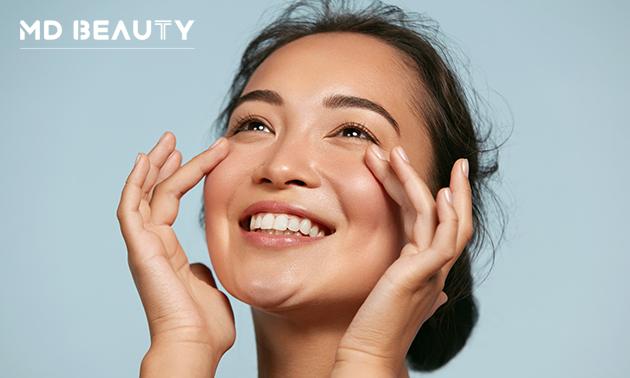 Wimperlifting of permanente make-up + nabehandeling