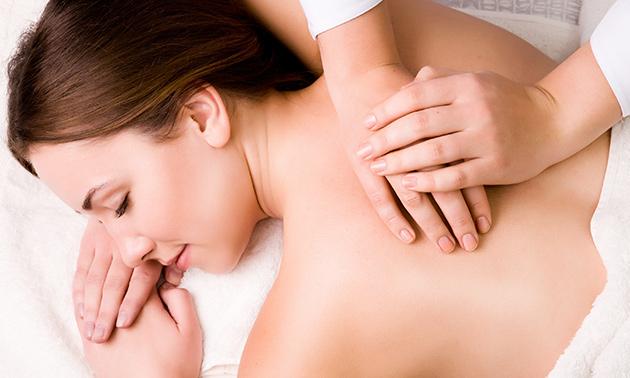 Huidanalyse + lichaamsbehandeling + massage (60 min)