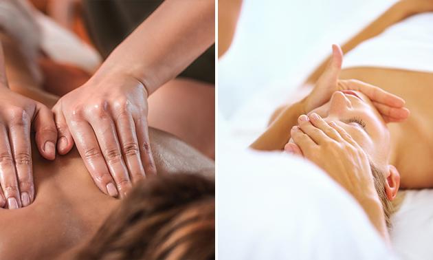 Massage + mindfulness (75 min)