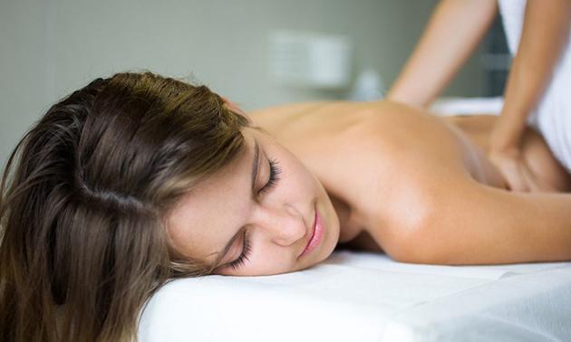 Forfait soins du dos ou du corps (50 min)