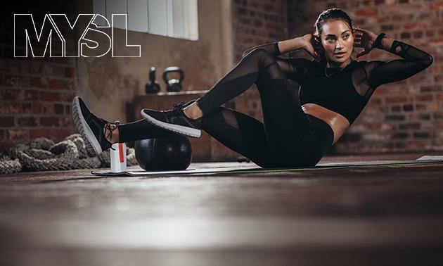 Compleet online fitnessprogramma (4 of 12 weken)