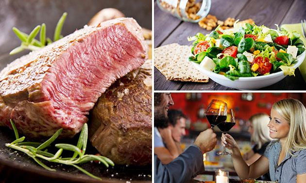 All-You-Can-Eat & Drink (3 uur) bij Naida World Kitchen