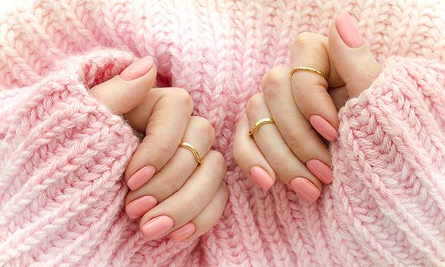 Gellak + mini-manicurebehandeling (30-60 min)