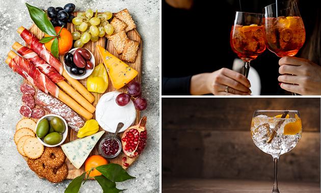 Cocktail naar keuze + hapjes in hartje Groningen