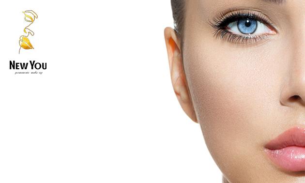 Permanente make-up voor je ogen