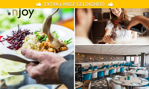 All-You-Can-Eat & Drink (2 uur) bij Njoy