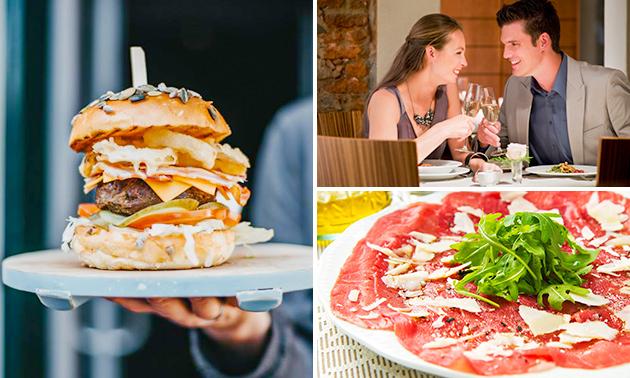 3-gangen shared dining bij Nola Social