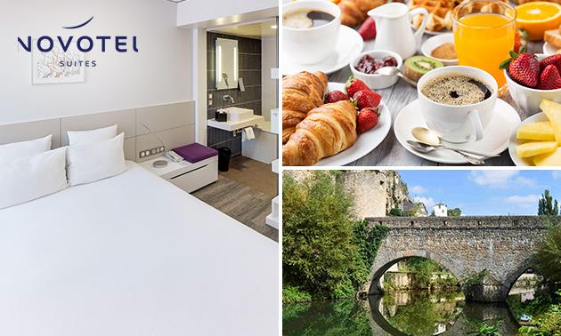 Nuit(s) pour 2 + petit-déjeuner à Luxembourg