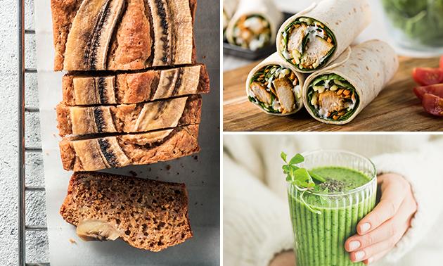 Afhalen: smoothie(bowl) + bananenbrood in hartje Brugge