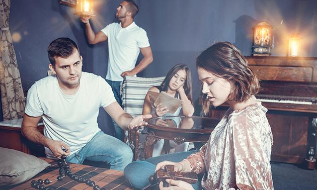 Escapegame voor thuis (1 tot 24 personen)