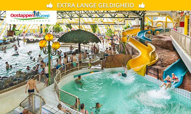 Entrée piscine de loisirs Hengelhoef