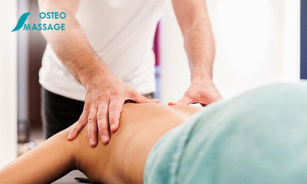 Massage au choix (30 ou 60 min)