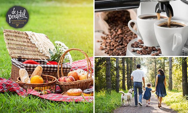 Afhalen: picknicktas to go + eventueel wandeling