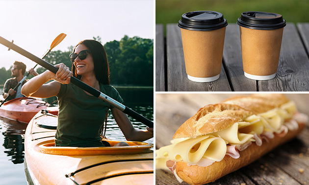 Outdoor activiteit naar keuze + picknickmand