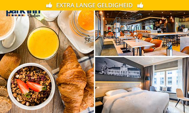 Overnachting(en) + ontbijt voor 2 nabij Antwerpen