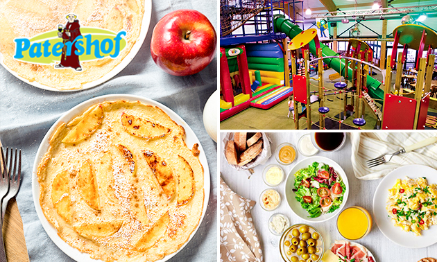 All-You-Can-Eat pannenkoeken of familiebrunchbuffet