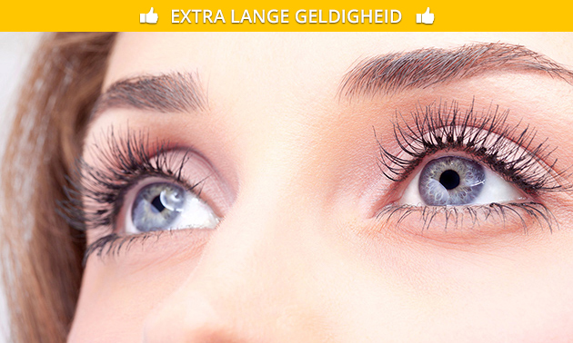 Workshop wimperlifting + wimpers verven