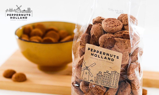 (Chocolade)kruidnoten (750 gram of 2 of 4 kg)