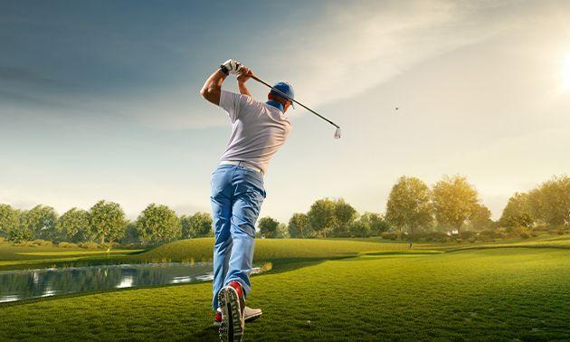 Golfles(sen) of handicap 54-cursus