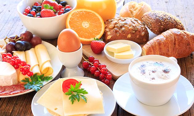 Thuisbezorgd: ontbijt van Picco Belli