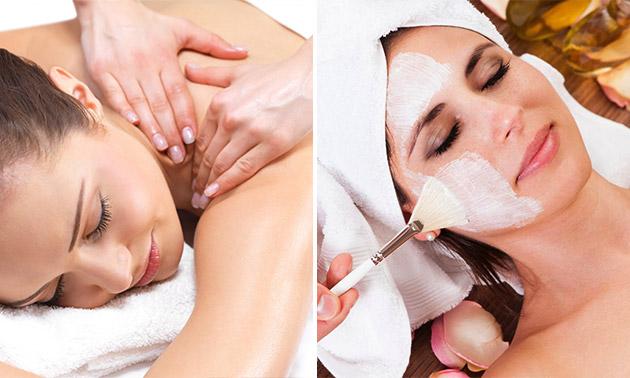 Luxe gezichtsbehandeling (60 min)