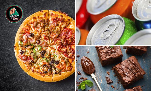 Afhalen: pizza naar keuze in hartje Delft