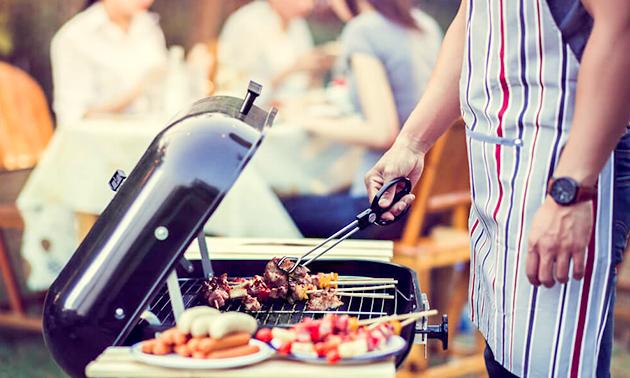 Afhalen: compleet barbecuepakket