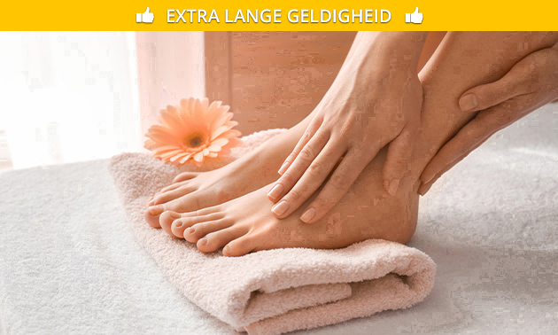 Pedicurebehandeling (60 min)