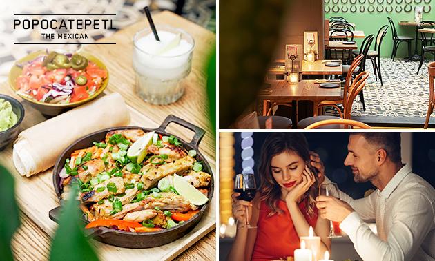 Afhalen: burrito + churros bij Popocatepetl Utrecht