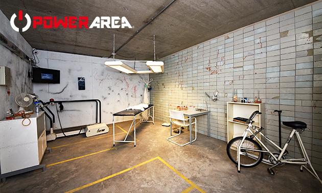 Escaperoom (2 tot 6 personen)