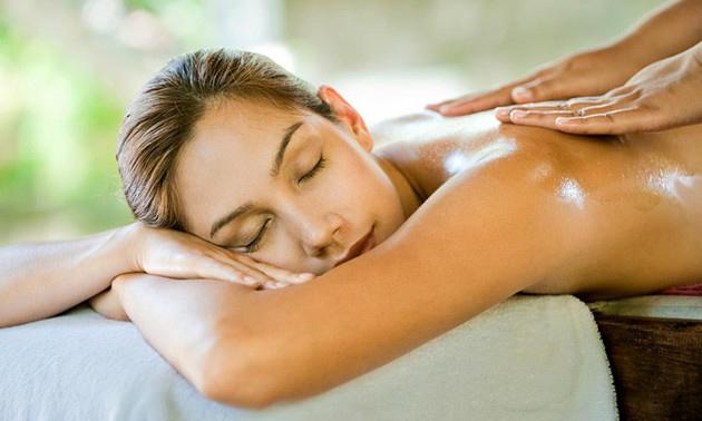 Aroma Touch-massage (60 minuten)